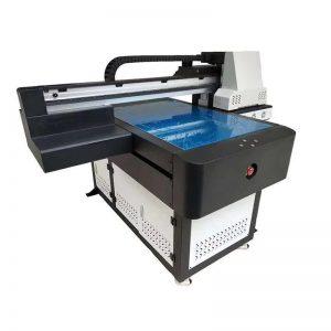 A1 UV პრინტერი ციფრული 6090 პლანშეტური UV საბეჭდი მანქანა 3D ეფექტი / ლაზერული ბეჭდვა