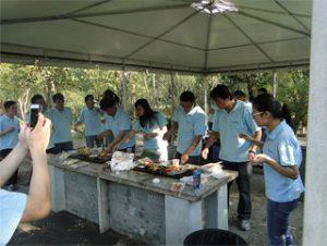 BBQ Gucun Park, შემოდგომა 2014