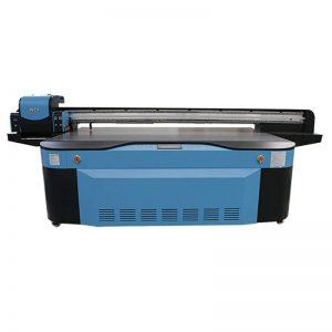UV ციფრული ბორბლებიანი საბეჭდი მანქანა დიდი ფორმატით 2500X1300 WER-G2513UV