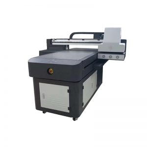 WER-ED6090UV დიდი ფორმატის მრავალფუნქციური ციფრული ჭავლური პლასტიკური 3D კერამიკული ფილა UV პრინტერი