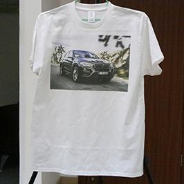 თეთრი მაისური ბეჭდვის ნიმუში A3 მაისური პრინტერი WER-E2000T 2