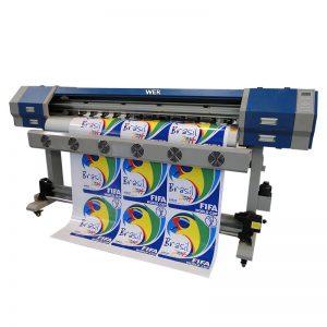 sublimation transfer paper printer მაისური სპორტული ნაკეთობა პრინტერი WER-EW160